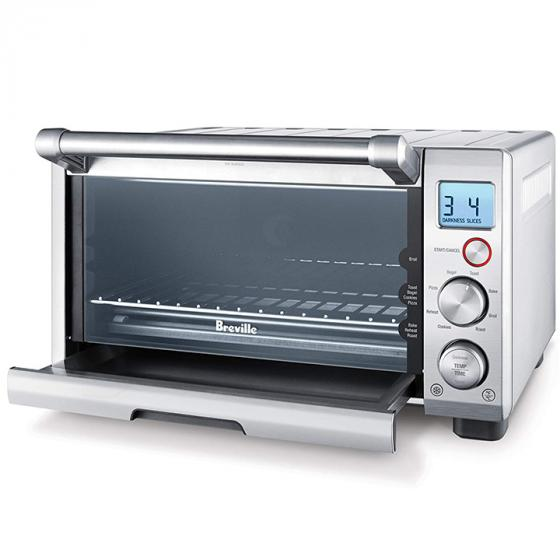 Breville BOV650XL Compact Smart Oven Stainless Steel
