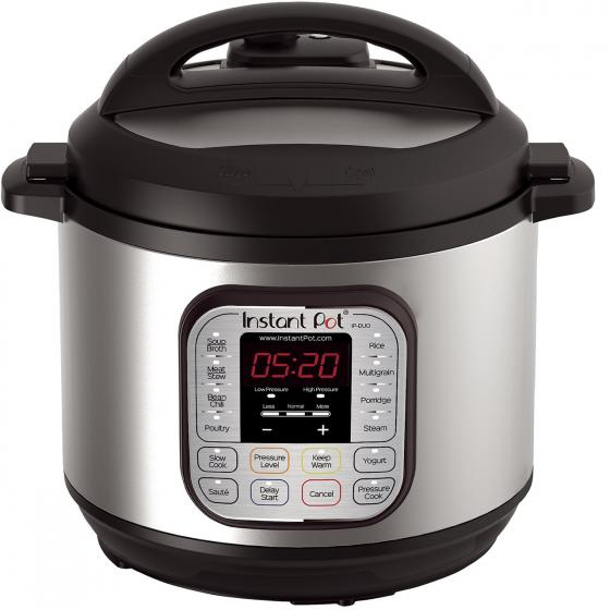 Instant Pot DUO80 (7-in-1) Electric Pressure Cooker