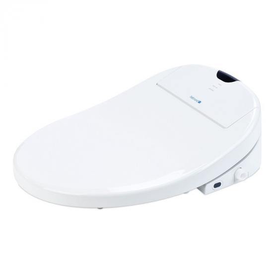 Brondell Swash 1000 S1000-EB Advanced Bidet Elongated Toilet Seat