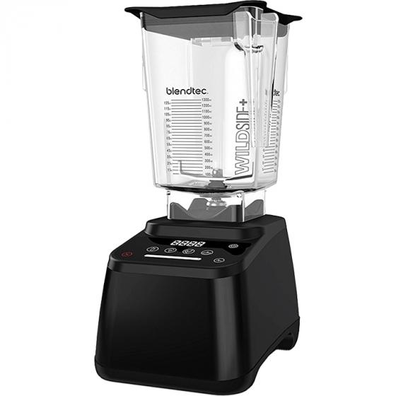 Blendtec Designer 625 Kitchen Blender, Black