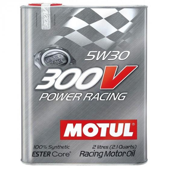 Motul 300V Power Racing 5W-30 By Jm Auto Racing
