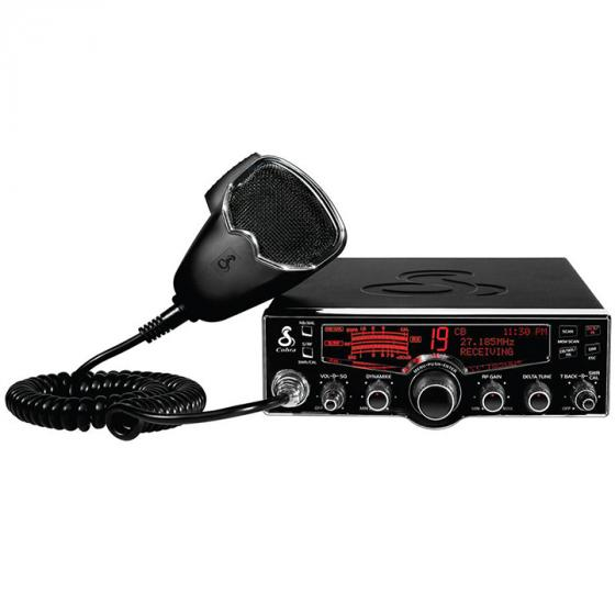 Cobra 29 LX CB Radio with Instant Access Weather Stations
