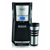 Hamilton Beach 48464 Programmable Brewstation Summit Dispensing Coffee Machine