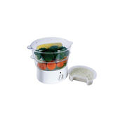 EWARE EW-92214B 5.3-Quart Steam Cooker