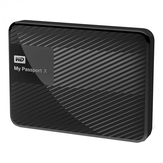 Western Digital My Passport X Portable External Hard Drive for Xbox One