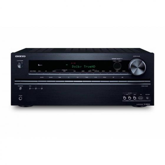 Onkyo TX-NR626 7.2-Channel Network Audio/Video Receiver