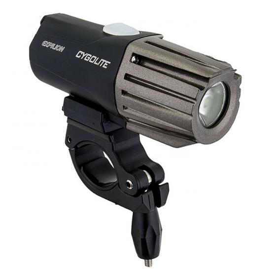 Cygolite Expilion 850 USB Light with Helmet Mount