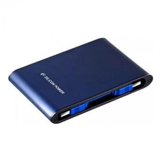 Silicon Power Armor A80 1TB Rugged Portable External Hard Drive