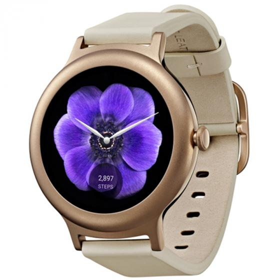 LG Watch Style (LGW270.AUSATN) Smartwatch with Android Wear 2.0 - Titanium - US Version