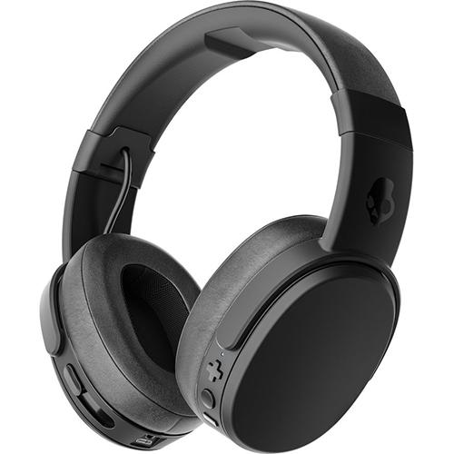 Skullcandy Crusher Bluetooth Wireless Over-Ear Headphones with Microphone