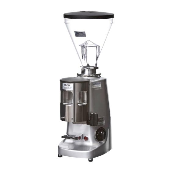 Mazzer Super Jolly for Grocery Espresso Flat Burr Grinder