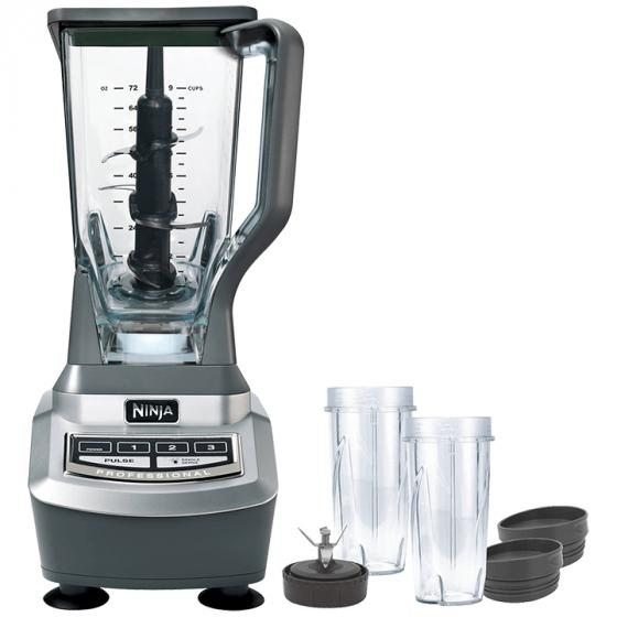 Ninja BL740 Professional Blender with Single Serve