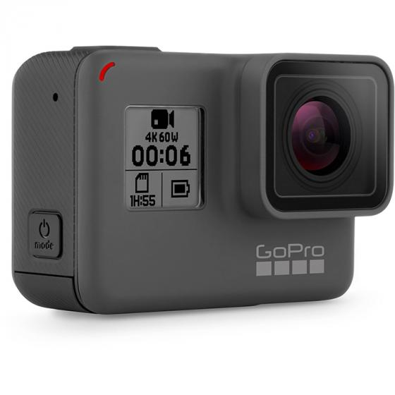 GoPro HERO6 (CHDHX-601) Action Camera