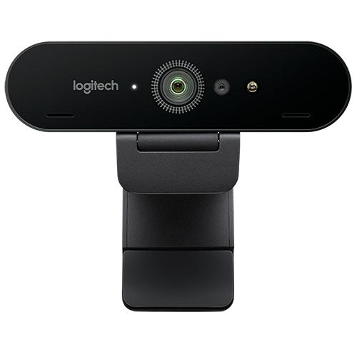 Logitech BRIO Ultra HD Webcam for Video Conferencing