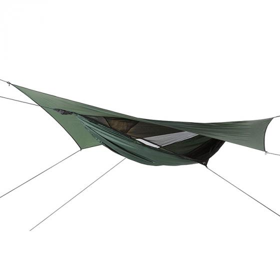 Built Tough for Emergency Services Explorer Deluxe XL Series Hennessy Hammock
