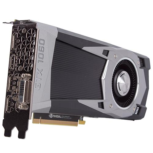 NVIDIA GeForce GTX 1060 Founder's Edition