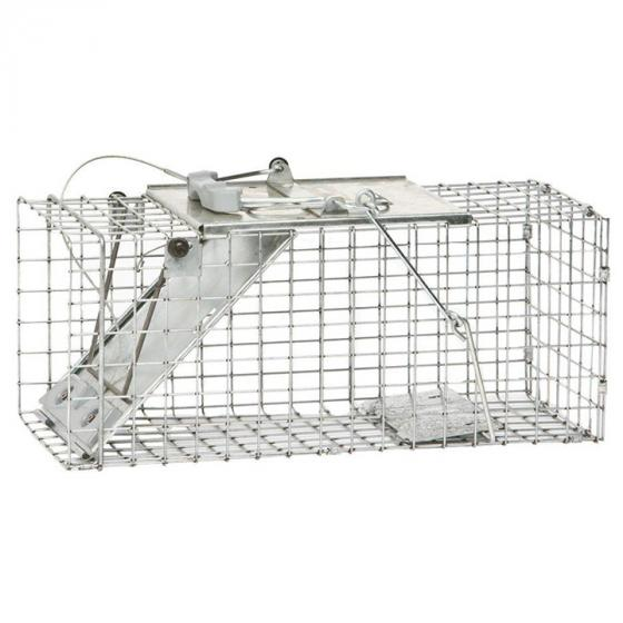 Havahart 1083 Easy Set One-Door Cage Trap