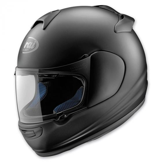 Arai Vector-2 Helmet Black, Medium