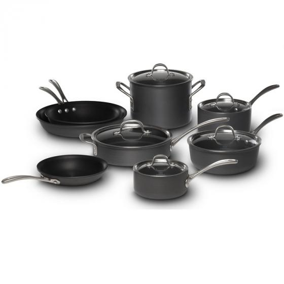 Calphalon Commercial 1849156 Nonstick 13 Pieces