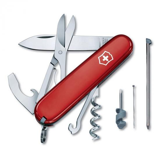 Victorinox Compact Swiss Army Pocket Knife
