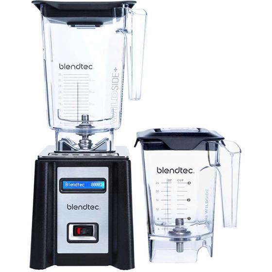 Blendtec Professional 750 WildSide / FourSide Jars - Black