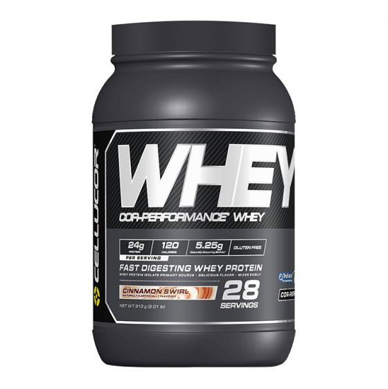Cellucor Cor-Performance Whey Whey Protein Isolate & Concentrate Blend Powder with BCAA