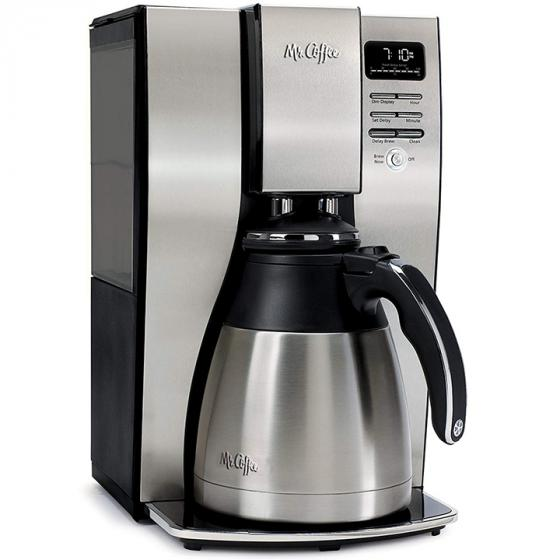 Mr. Coffee BVMC PSTX95 10 Cup Optimal Brew Thermal Coffee Maker