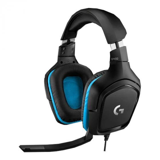 Logitech G432 Wired PC Gaming Headset