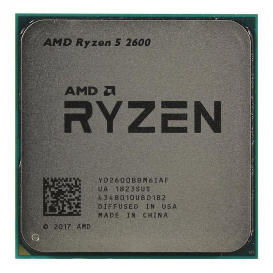 AMD Ryzen 5 2600 Desktop Processor with Wraith Stealth Cooler