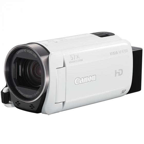 Canon VIXIA HF R700 SuperRange Optical Image Stabilizer
