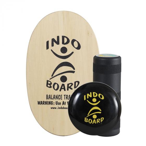 Indo Board Original Training Package Balance Board for Fitness Training and Fun