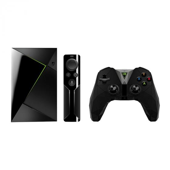 NVIDIA SHIELD TV 4K HDR Streaming Media Player with GeForce NOW