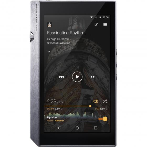 Pioneer XDP-300R hi-res digital audio player (Silver)