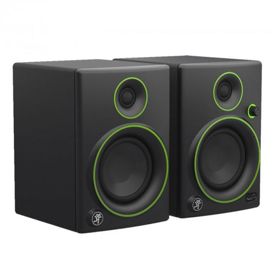 Mackie CR4 Creative Reference Multimedia Monitors+Headphones