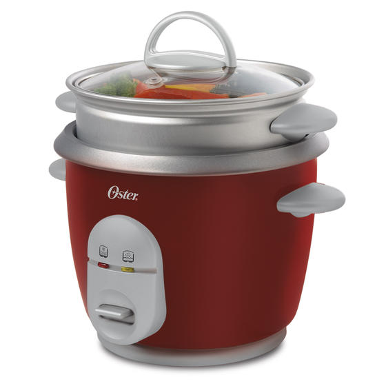 Oster 004722-000-000 Rice Cooker with Steamer