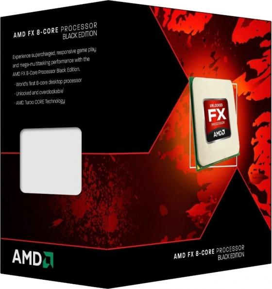AMD FX-8320 FX-Series 8-Core