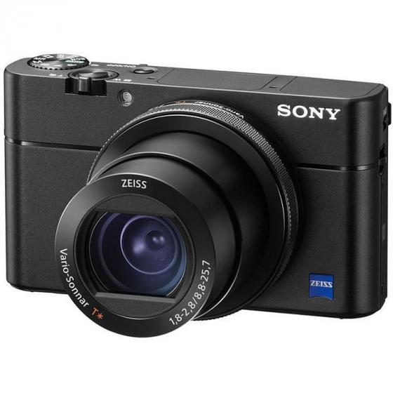 Sony Cyber-shot DSC-RX100 V 20.1 MP Digital Still Camera with Premium Jacket Case