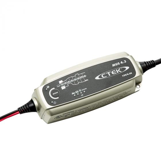 CTEK MUS 4.3 (56-864) Fully Automatic 8 Step Battery Charger
