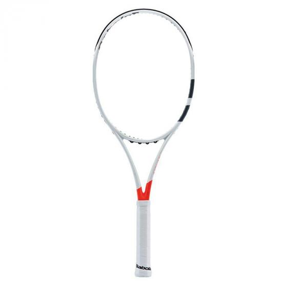 Babolat Pure Strike 2017 - Orange/White Tennis Racquet