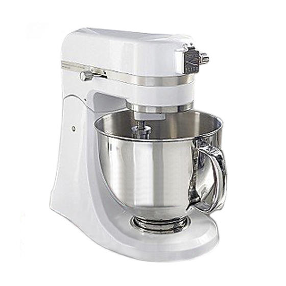 Kenmore 216901-W 5-Quart Stand Mixer