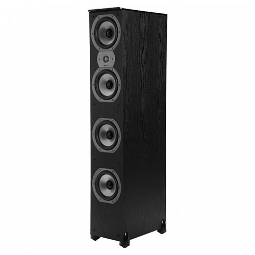Polk Audio TSi500 Floorstanding Speaker (Single, Black)
