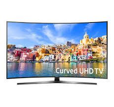 Samsung UN65KU7500 Curved 4K Ultra HD Smart LED TV