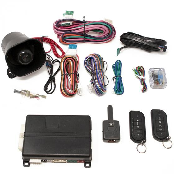 Viper 5204V 2-Way Security and Remote Start System