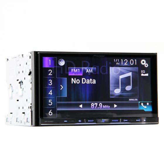Pioneer AVIC-8201NEX Flagship In-Dash Navigation AV Receiver