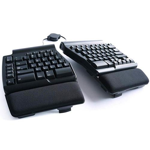 Matias Ergo Pro Keyboard for PC, Low Force Edition, Version 2