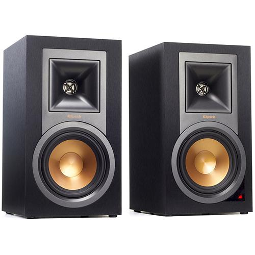 Klipsch R-15PM Powered Monitor - Black