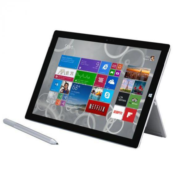 Microsoft Surface Pro 3 12-Inch, 128 GB, Intel Core i5, Windows 10