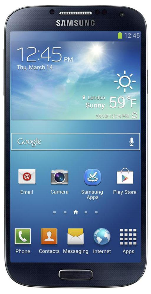 Samsung Galaxy S4 (SGH-I337) USA GSM Unlocked Cellphone, 16GB, Frost White