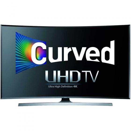 Samsung UN50JU7500FXZA Curved 4K Ultra HD 3D Smart LED TV