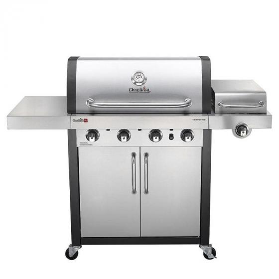 Char-Broil Signature TRU-Infrared (463276016) 4-Burner Gas Grill